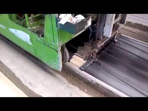 Смазка Барьер-42 расход 6 гр/м.кв при безопалубочном производстве на оборудовании Elematic